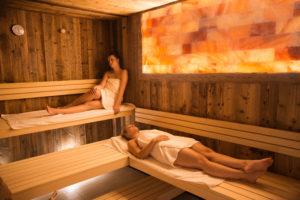 Saunabild - Spa Bereich | Hotel Adler