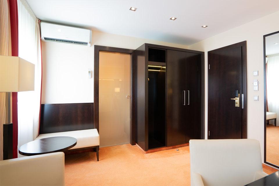 Doppelzimmer Superior Interior | Hotel Adler