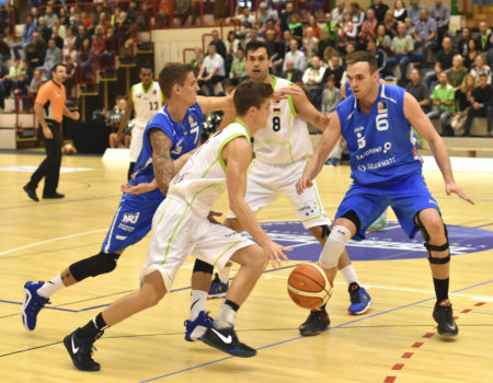 Basketball Spiel Momentaufnahme | Blogbeitrag | Hotel Adler