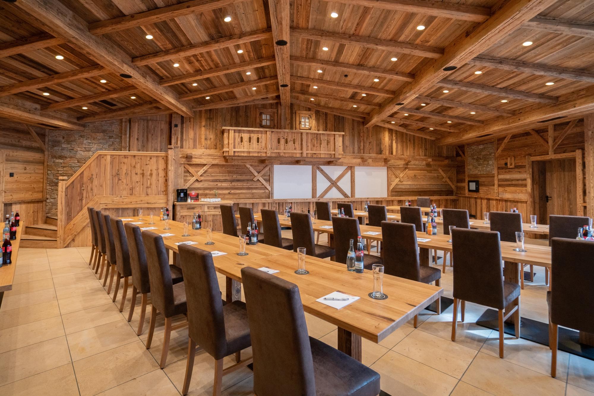 Tagungs- und Konferenzsaal | Paulas Alb | Hotel Adler