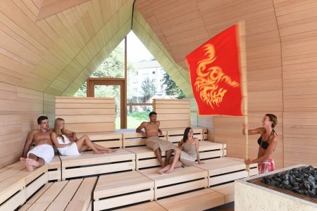 Große Sauna im Jordanbad | Blogbeitrag | Hotel Adler