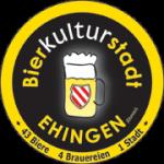 Bierkulturstadt Ehingen Logo