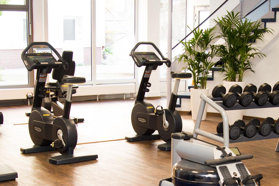 Ausdauer-Fitnessgeräte | Hotel Adler