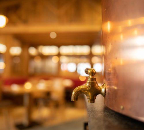 Bierverkostung im Hotel Adlerehingen